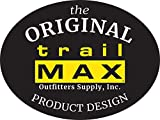 TrailMax Canvas & Leather Canteen Carrier with