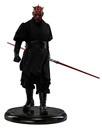 Darth Maul Statue (Sideshow Star Wars Episode I The Phantom Menance Darth Maul Premium Format Figure Statue)