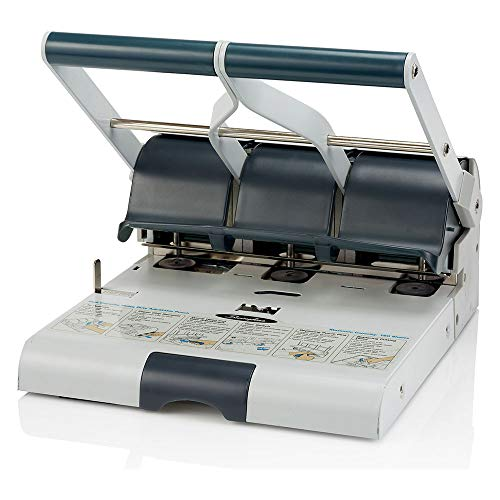 Swingline 2-3 Hole Punch, Adjustable, Heavy Duty Hole Puncher, 160 Sheet Punch Capacity, Antimicrobial (74650)