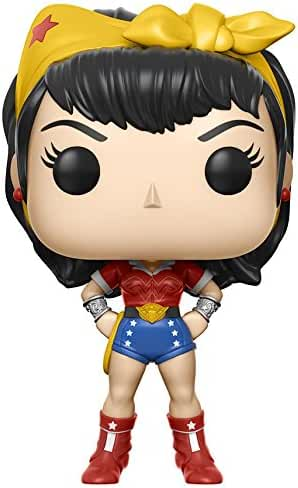 Funko POP Heroes: DC Bombshell Wonder Woman Toy Figures