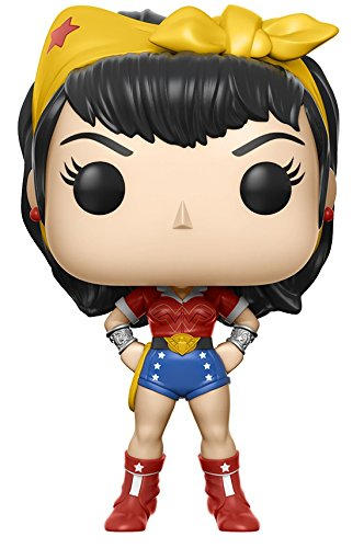 Wonder+Woman Products : Funko POP Heroes: DC Bombshell Wonder Woman Toy Figures
