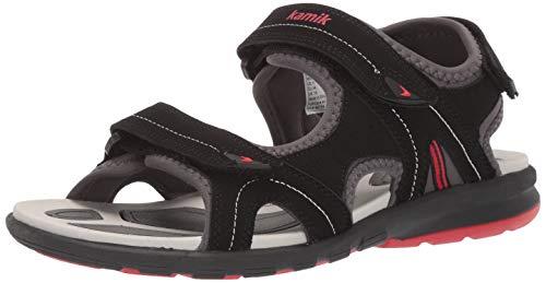 Kamik Men's Clearlake Sport Sandal Black 11 M US