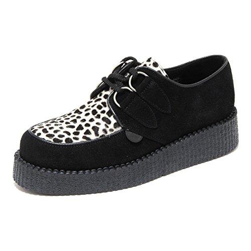 63953 sneaker 40 shoes leo women scarpa allacciata donna donna UNDERGROUND qnZrUwqX