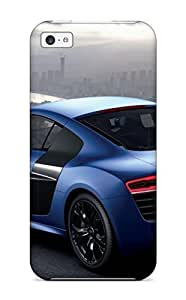 meilz aiaiNew Fashion Premium Tpu Case Cover For ipod touch 5 - Audi R8 33meilz aiai