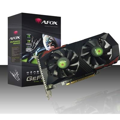 AFOX GeForce GTX1050 Ti (H2) GeForce GTX 1050 Ti 4 GB GDDR5 ...