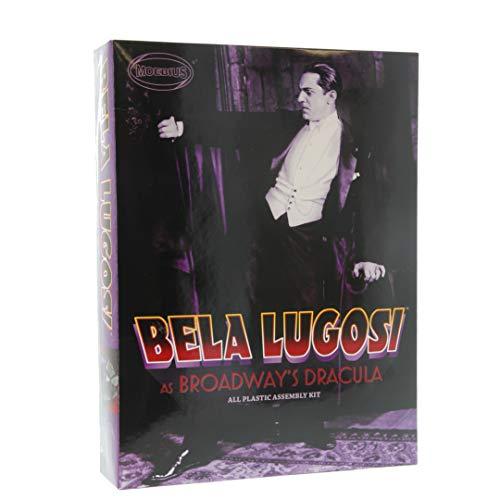 Moebius Models 914 Bela Lugosi as Broadway's Dracula - 1:8 Scale Plastic Model Kit