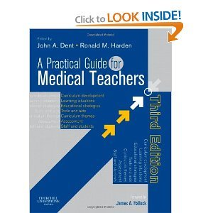 A Practical Guide for Medical Teachers 3rd (Third) Edition byDent pdf epub