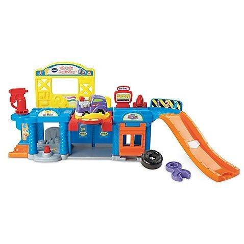 Little Fix (V-Tech® Go! Go! Smartwheels Lift and Fix Repair Shop Durable Colorful Pretend Play)