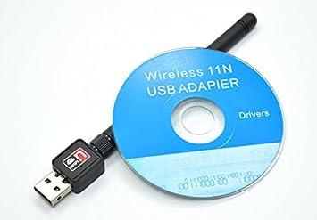 Amazon.com: Vshare USB 2.0 Wireless 801. IIN WiFi Dongle USB ...