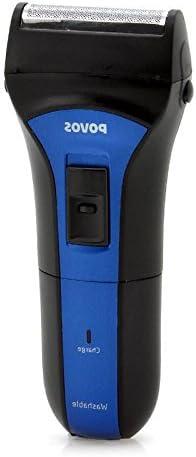Povos PS2208 - máquinas de Afeitar eléctricas/Doble Hoja/Ajustable ...