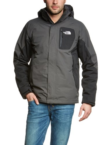 Amazon.com  The North Face Atlas Triclimate Mens Jacket XX-Large Asphalt  Grey TNF Black  Sports   Outdoors 9adbbbc1fde2