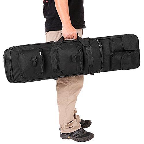 "Lixada Barrel Scabbard Bag 36"" Padded Tactical Rifle Sling C"