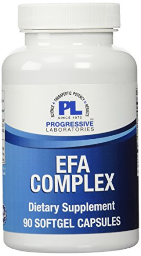 Progressive Labs EFA Complex Supplement, 90 Count