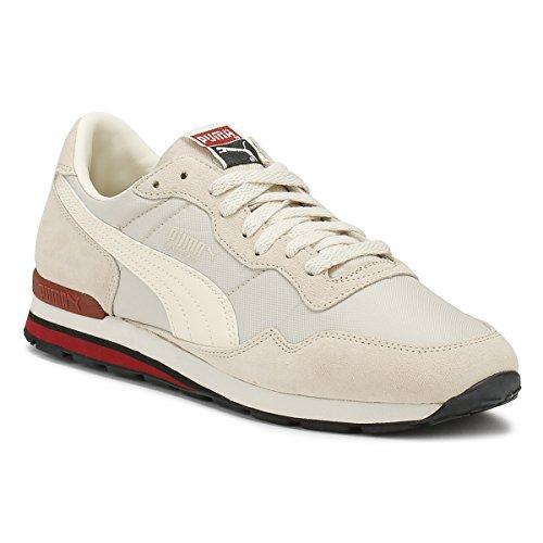 Puma Uomo Birch/Rosso Rainbow SC Sneaker Birch / Rosso