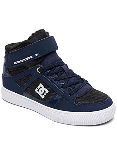 DC Shoes Spartan High WNT Ev, Zapatillas Para Niños NAVY/BLACK