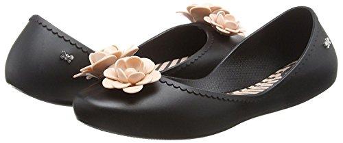 planos Start 3 Bailarinas Bailarinas Zapatos Black Zaxy para mujer Blossom PngAn8