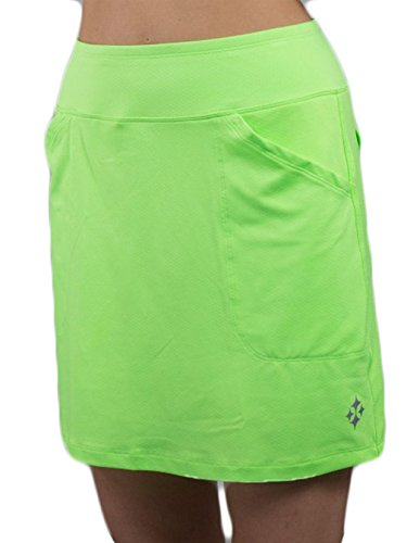Jofit Mina Skort (Long) Neon Green (Small)