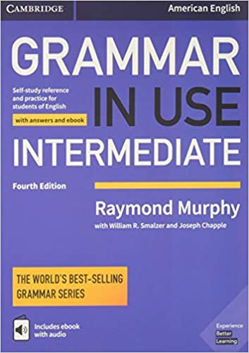Amazon Com Grammar In Use Intermediate Student S Book With Answers
