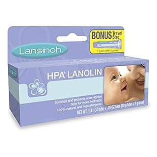 Lansinoh HPA Lanolin, 47 Gram