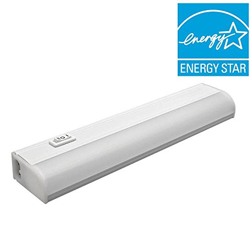 Commercial electric 9 in LED Under Cabinet - Cabinet Under Fixture Inch 9