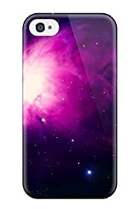 New Style Hxy Nebula Premium Tpu Cover Case For Iphone 4/4s by rushername