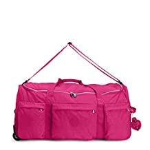Kipling WL4778 Discover L Carry-On Bag, Very Berry, One Size