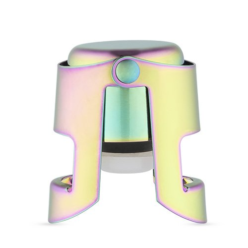 Blush 6284 Mirage: Rainbow Champagne Stopper (Pack of 12) (Champagne Stopper Plated)