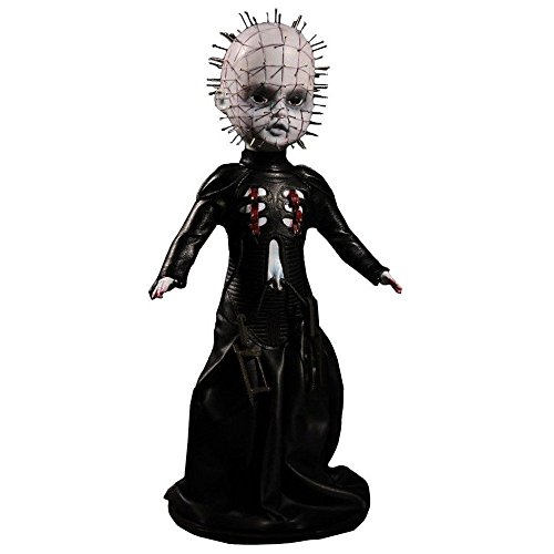 HellRaiser 94650 Living Dead Dolls Presents III Pinhead Figure -