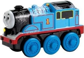 Snow Covered Battery Thomas - Thomas & Friends Wooden Railway Tank Train Engine - Brand New Loose