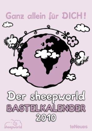 sheepworld Bastelkalender 2010