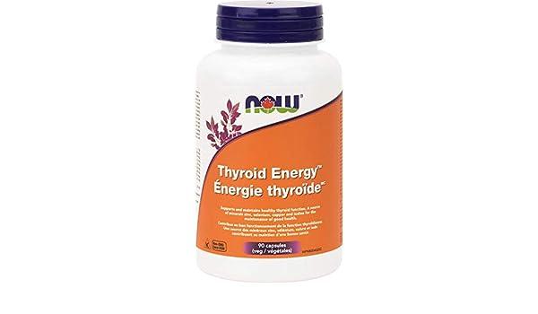 Amazon.com: Pastillas Para Tiroides - Suplemento 100% Natural De Vitaminas Y Algas Marinas - 90 Capsulas: Health & Personal Care