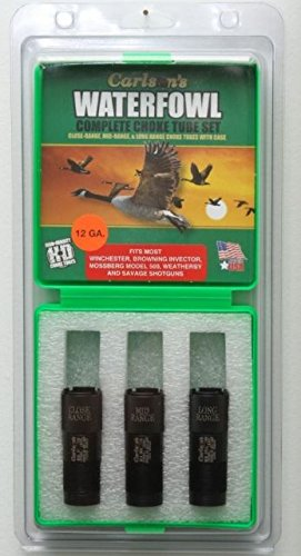 Carlsons 07479 Waterfowl Set Winchester Choke Tubes, 12 Gauge