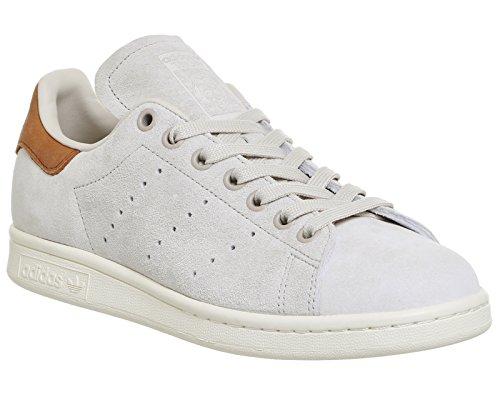 Zapatillas Stan Hombre White Adidas Bb0042 brown white Blanco brown Para Smith qF4ntaP