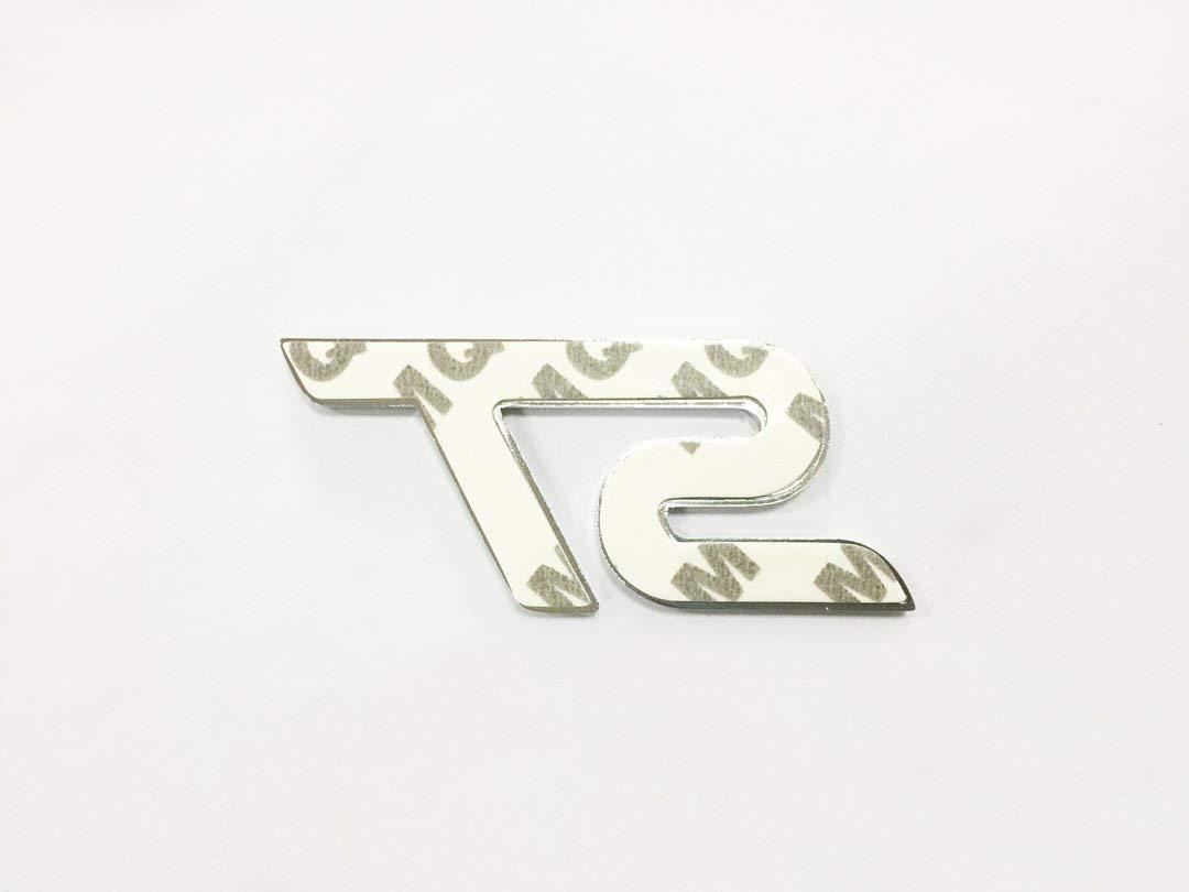GIVBRO-The Rouge St en m/étal Autocollant Vehicle-Logo Badge Embl/ème pour Focus Ford Disponible