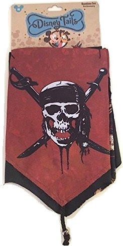 Disney Tails Pirate Dog Bandana (3 -