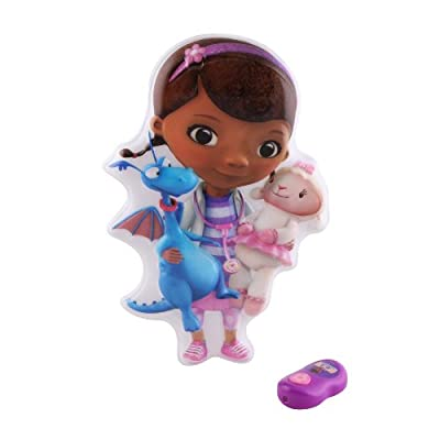 Uncle Milton - Wall Friends - Doc McStuffins: Toys & Games