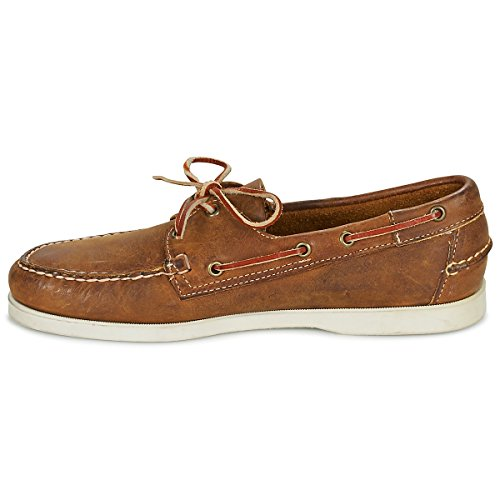 Cognac Leather DD Sebago Docksides B72639 Brown wqIZR