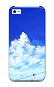 Shock-dirt Proof Anohana Case Cover For Iphone 6 (4.5)