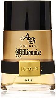 AB Spirit Millionaire by Lomani for Men - 6.6 oz EDT Spray