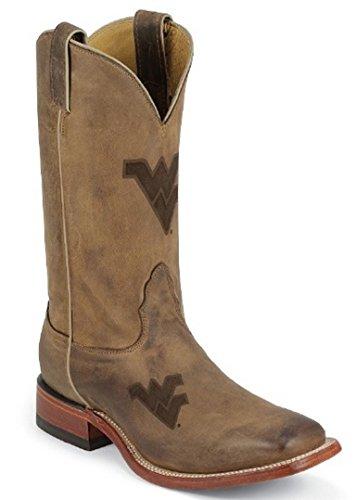 Nocona Boots Men's West Virginia Boot,Tan Vintage Cow,8.5 D US