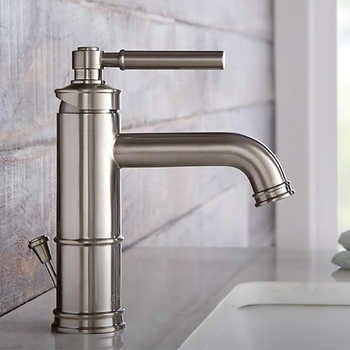 Hansgrohe Status Lavatory Faucet Brushed Nickel Amazon Com
