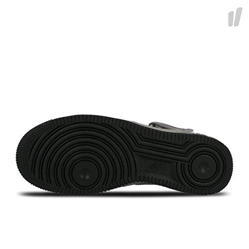 Nike W Air Force 1 '07 Mid Prm, Zapatillas de Deporte para Mujer Dorado (Mtlc Pewter / Mtlc Pewter)