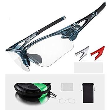 DAYANGE Ciclismo Gafas Antiniebla Gafas De Bicicleta Deportes Al Aire Libre MTB Gafas De Sol De