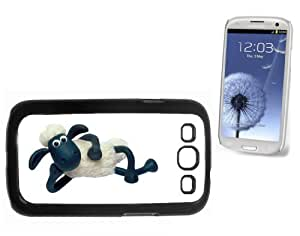 Samsung Galaxy S3 Hard Case with Printed Design Shaun The Sheep