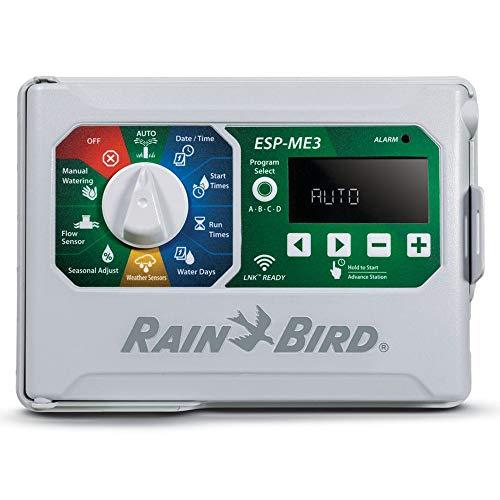 ESP4ME3 - Outdoor 120V Irrigation Controller (LNK WiFi Compatible)