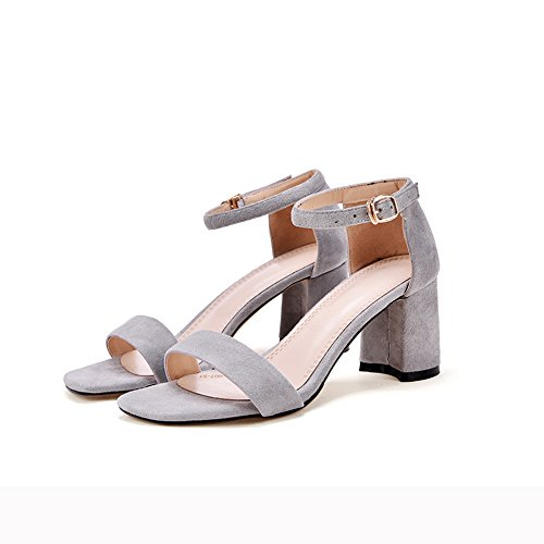Lining Urethane Size Cold MJS03194 Non Womens Marking Mini Sandals Gray 1TO9 w7qE04