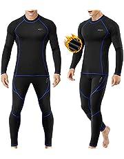 Bielizna termiczna męska, funkcjonalna bielizna narciarska bielizna termiczna zimowa bielizna termiczna ciepła miękka bielizna funkcjonalna oddychająca bielizna termiczna dla mężczyzn