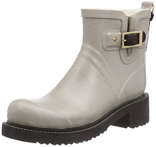 ILSE JACOBSEN Rub60-149, Women's Cold Lined Rubber Boots Short Shaft Boots & Bootees Grey (Atmosphere (149))