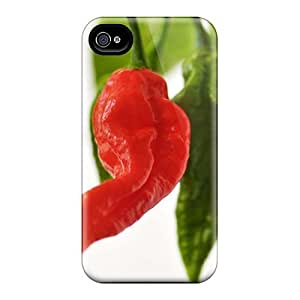 New Premium Casecover88 Red Pepper Skin Cases Covers Excellent Fitted For Iphone 6