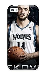 Jill Pelletier Allen's Shop 4627191K976718849 minnesota timberwolves nba basketball (18) NBA Sports & Colleges colorful iPhone 5c cases